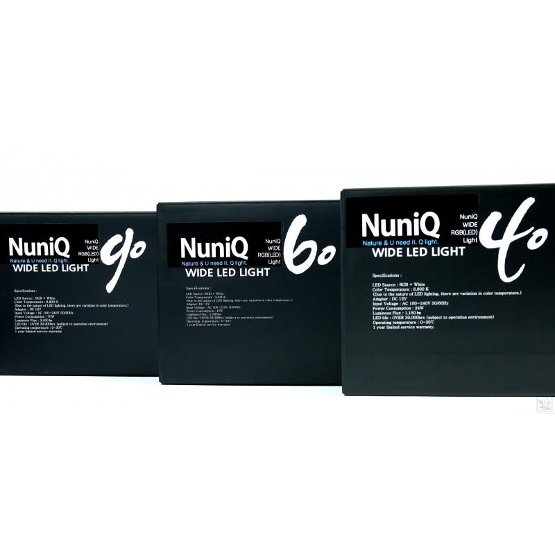 NuniQ 60S Wide LED Light RGB stojanové