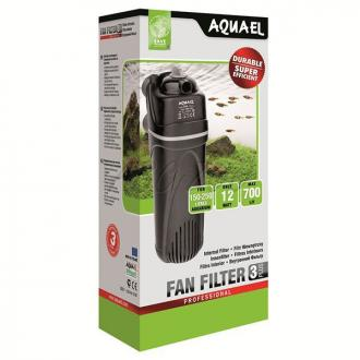 Vnútorný filter AquaEl FAN 3 PLUS 700L/h